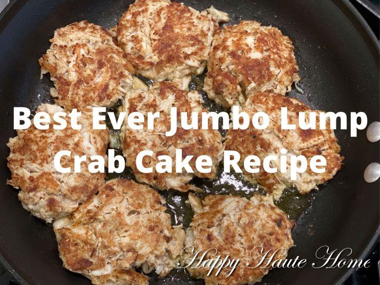 crab cake Pin