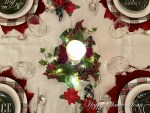Tips and Ideas for your Winter and Holiday Dining Table