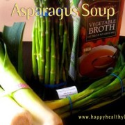 healthy asparagus soup recipe