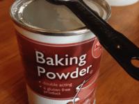 baking powder for pancakes