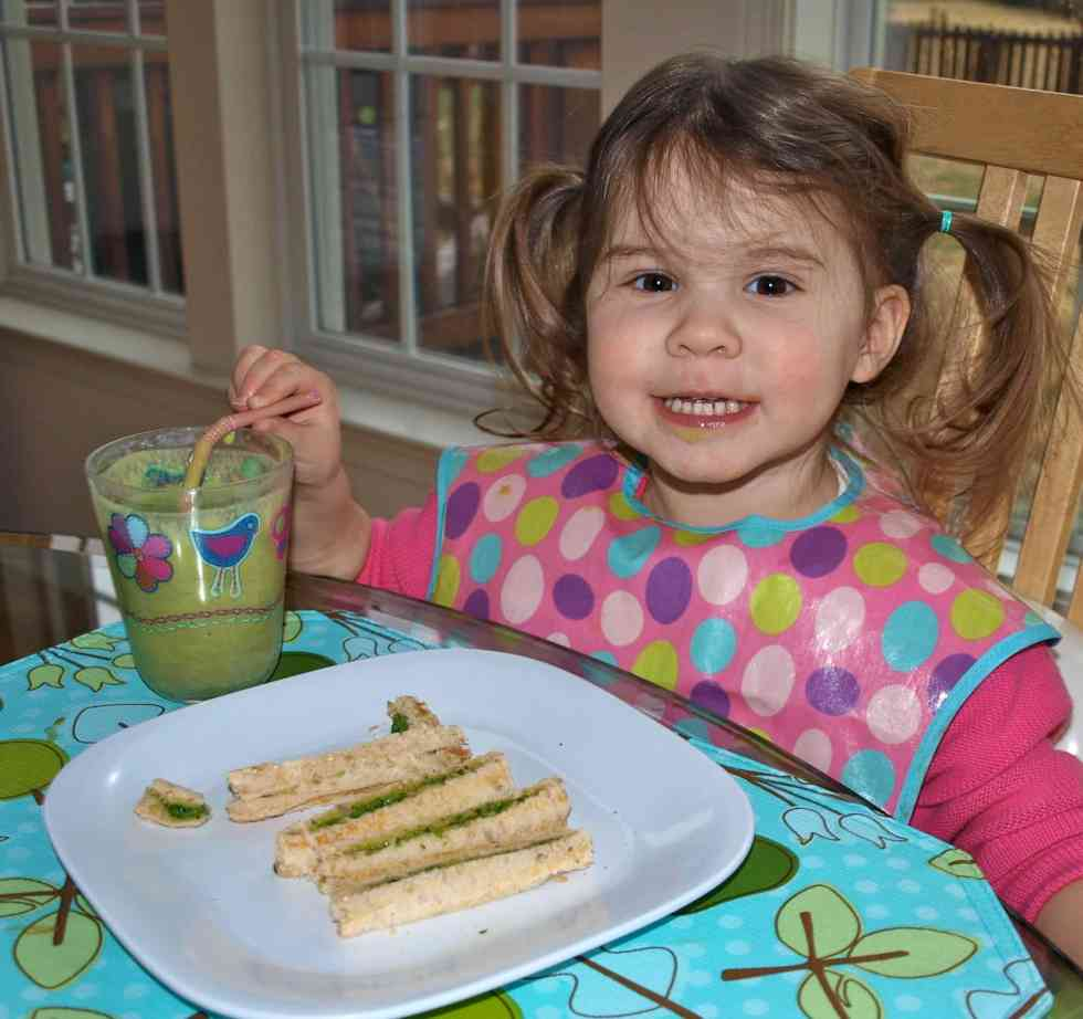 Meghan Green Grilled cheese recipe