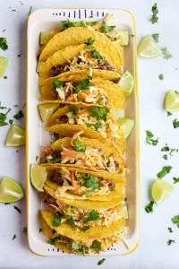 Smoky Black Bean Tacos Recipe