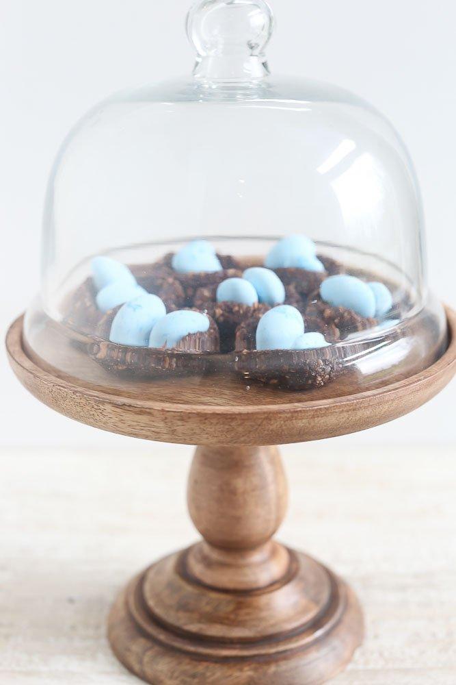 Easy Chocolate Bird Nests