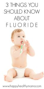 Is fluoride really safe for our kids? Do your research before you decide if it's safe for your family to ingest!
