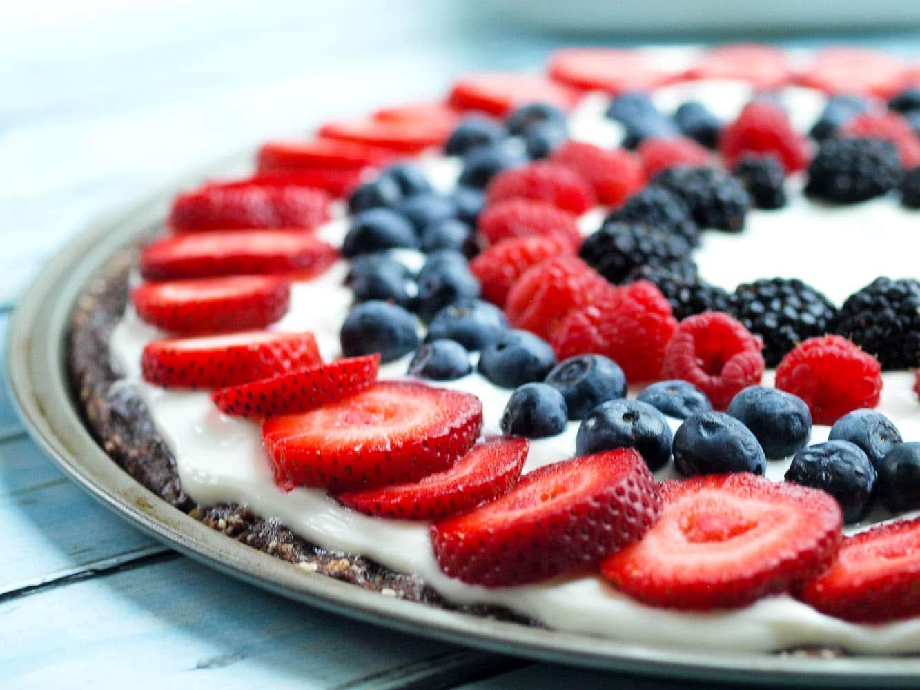 Image result for dessert pizza