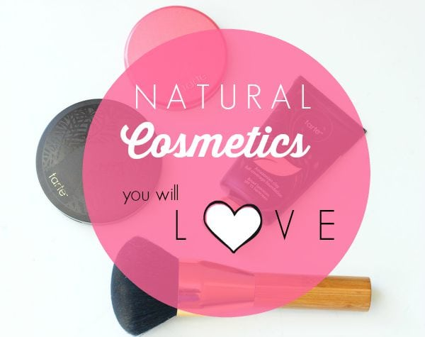 Stop putting chemicals on your face!  Find out which natural cosmetics are not only safe, but WORK!  These are my favorite natural cosmetics, and trust me, I've tried them all!