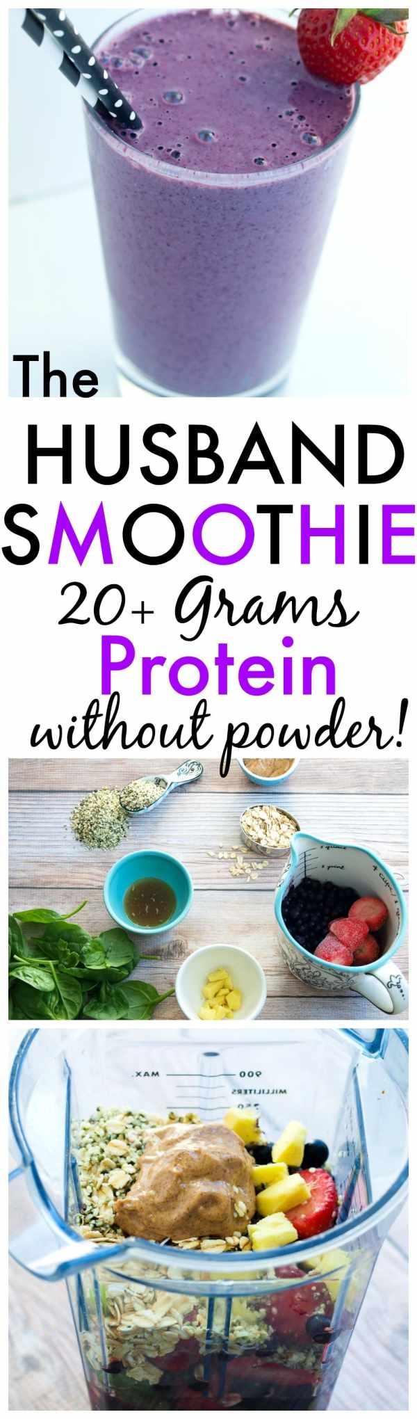 Vegan Protein Smoothie Recipes – Blog Dandk