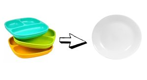 Easy Plastic Swaps for your home