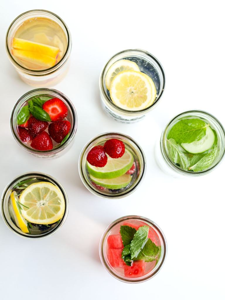 infused-water-recipes
