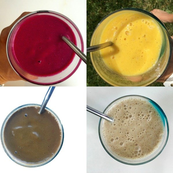 31 Day Smoothie Challenge Results