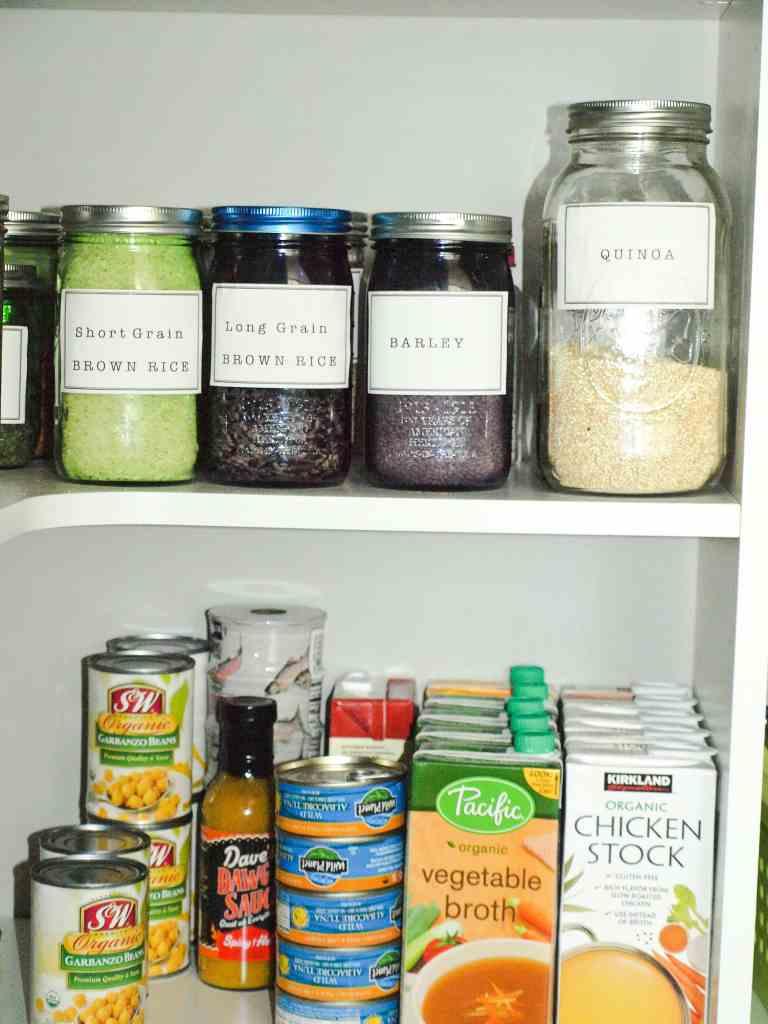 Declutter Challenge: Declutter Your Pantry