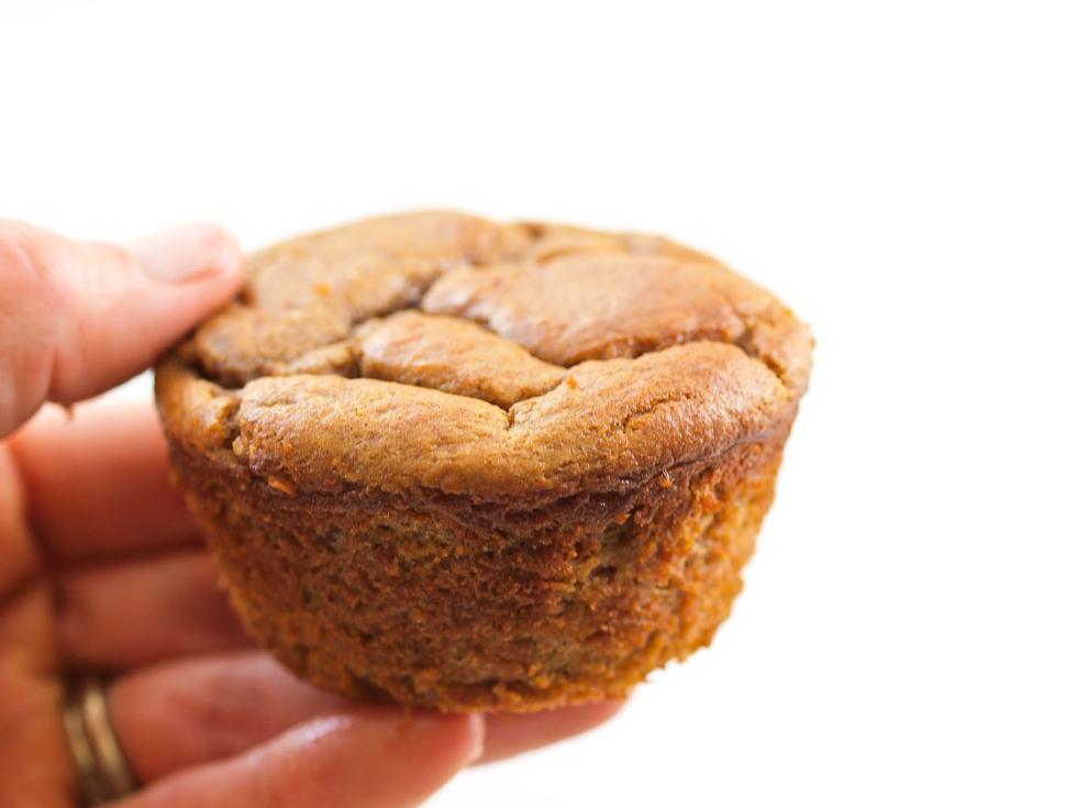 Flourless Sweet Potato Blender Muffin