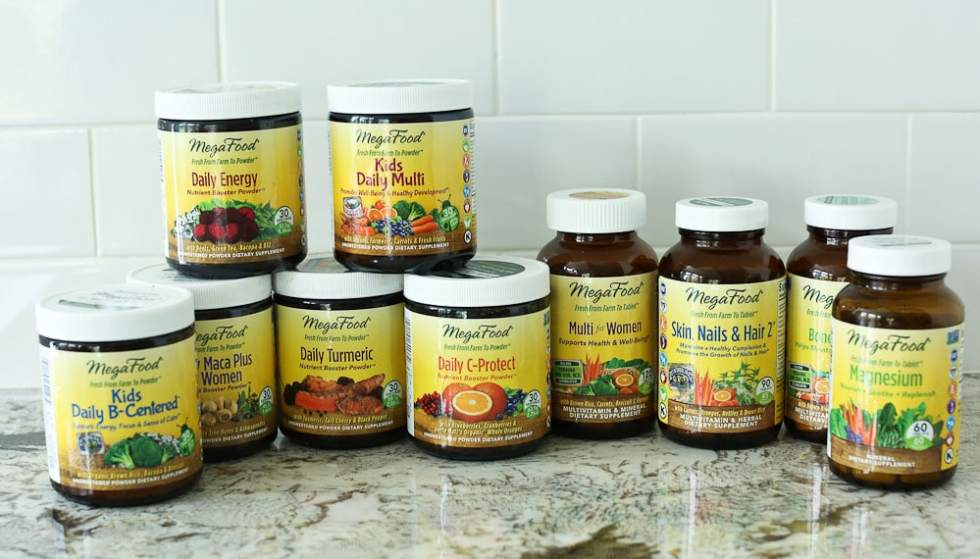 Mega Food Review--Why we use supplements