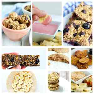 Over 100 Healthy Snacks For Kids