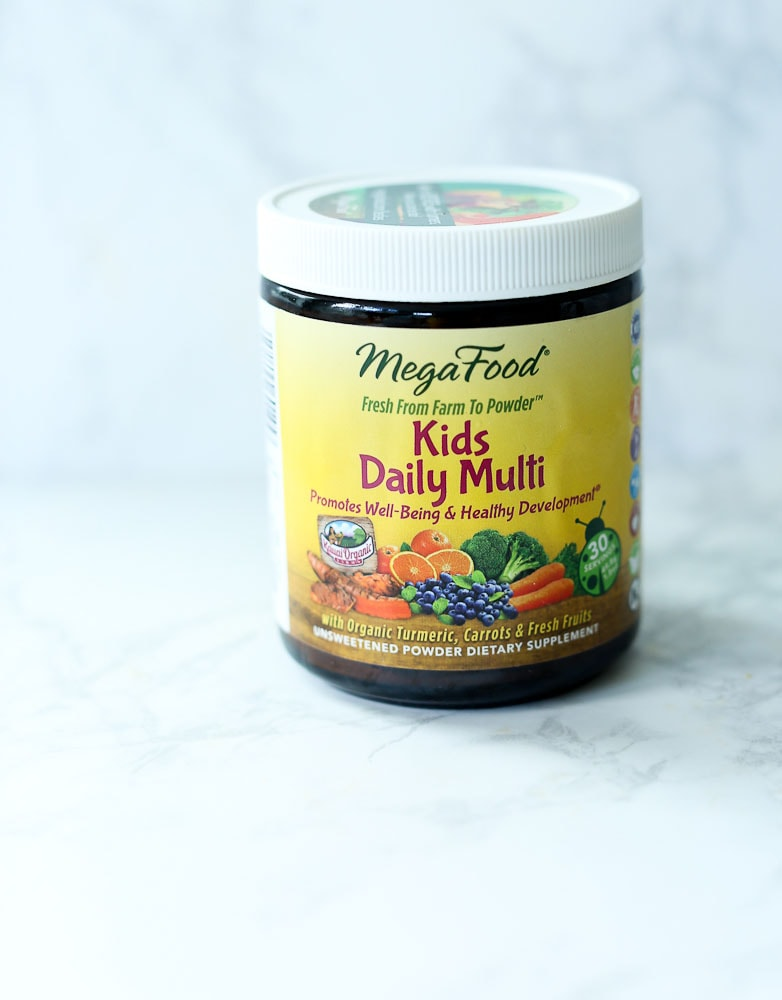 MegaFood Kids Daily Multi review