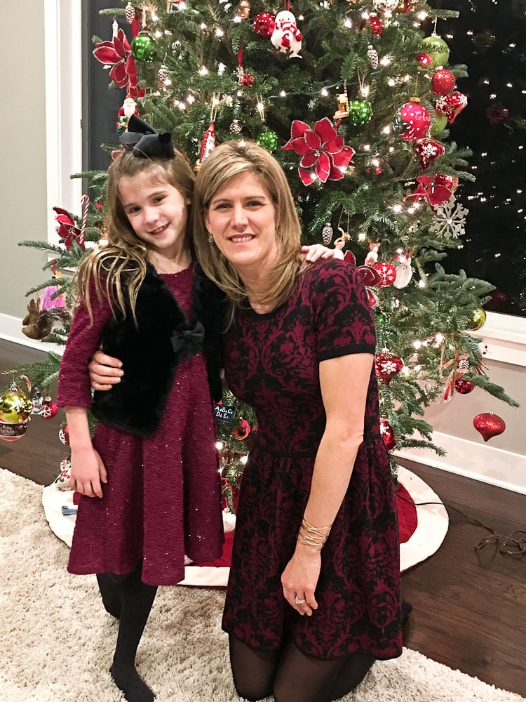 Ideas for Family Traditions for Chrismas-dress up and do something special