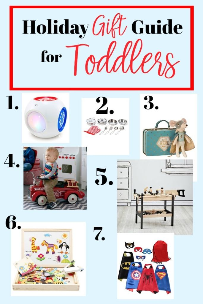 Holiday Gift Guide Toddlers Best Gift Ideas for Toddlers