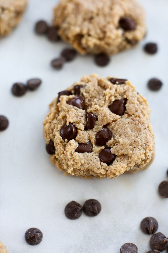 one healthy chocolate Chip Cookies