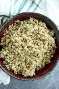 How To Cook Quinoa easy basic recipe