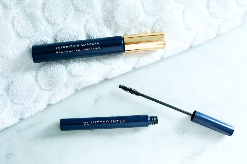 Natural Beauty Products I'm loving now beautycounter mascara