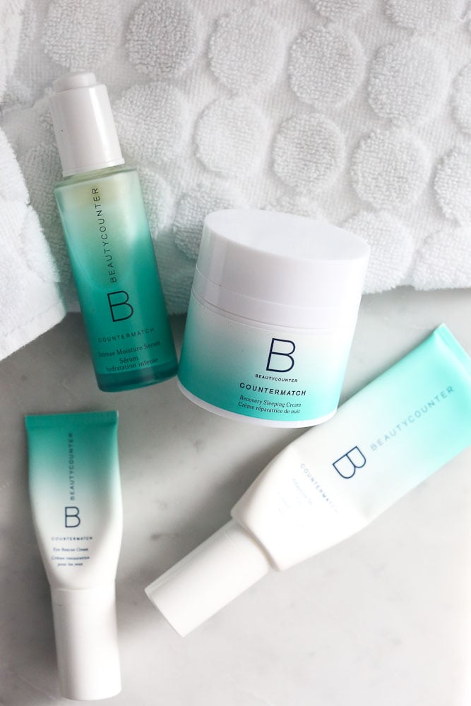 Beautycounter countermatch natural products I'm loving now
