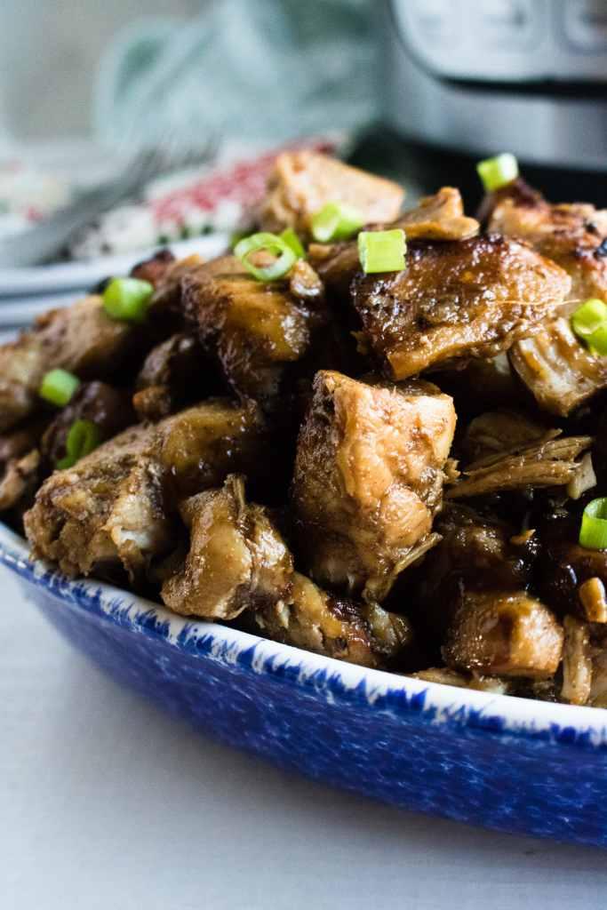 Instant Pot Jerk Chicken recipe