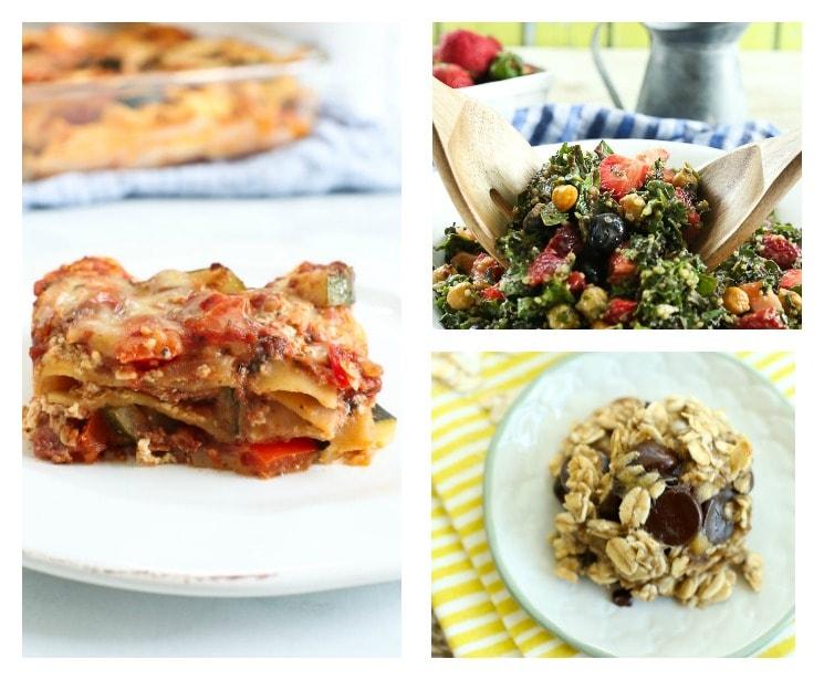 June Favorite Blog Recipes