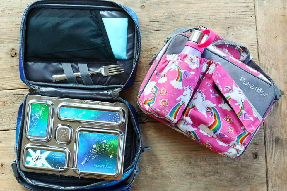 Lunch Box Plantbox August Favorites