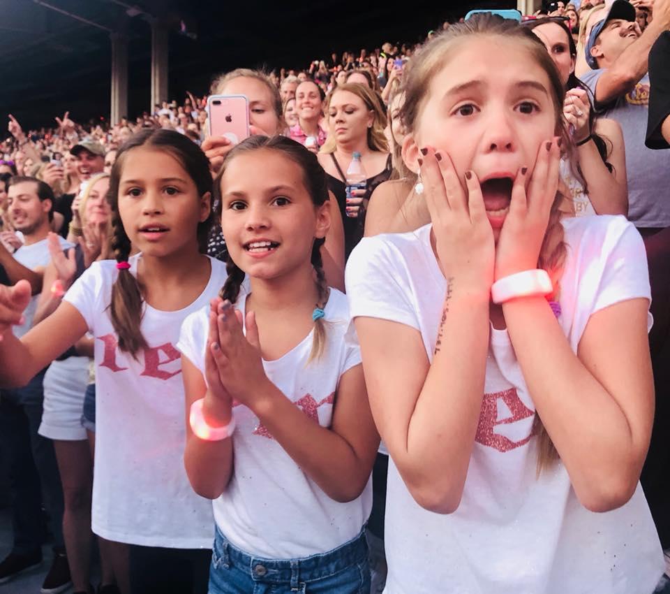Taylor Swift Concert July favorites