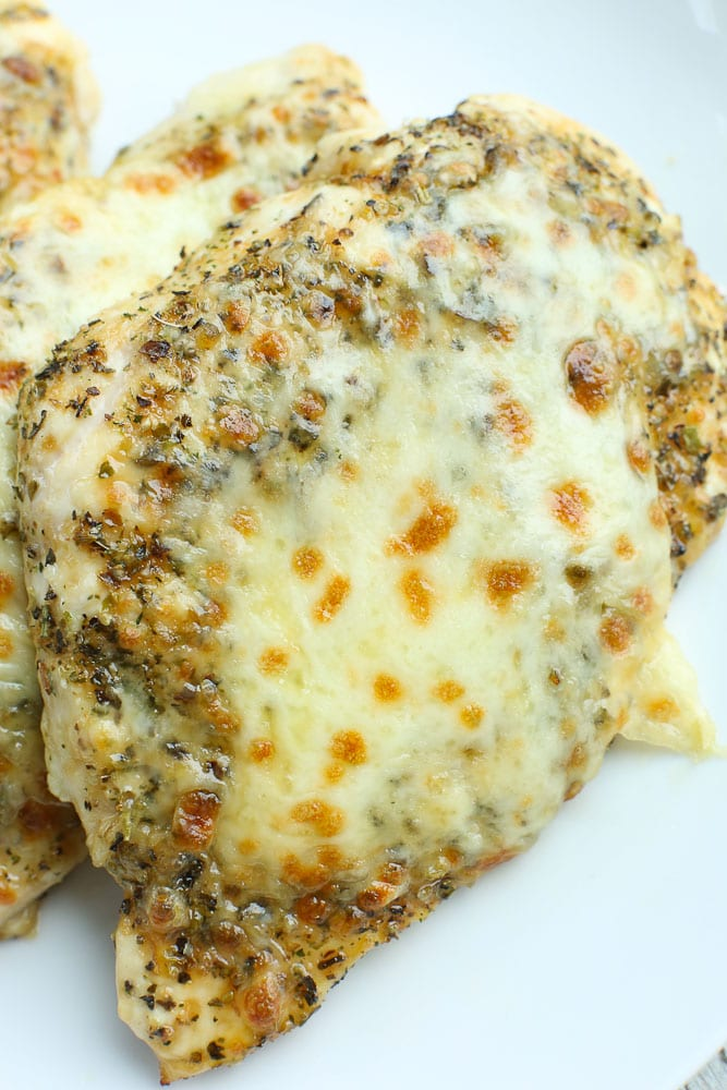 Easy Italian Baked Chicken Breast Recipe New Video Happy Healthy Mama