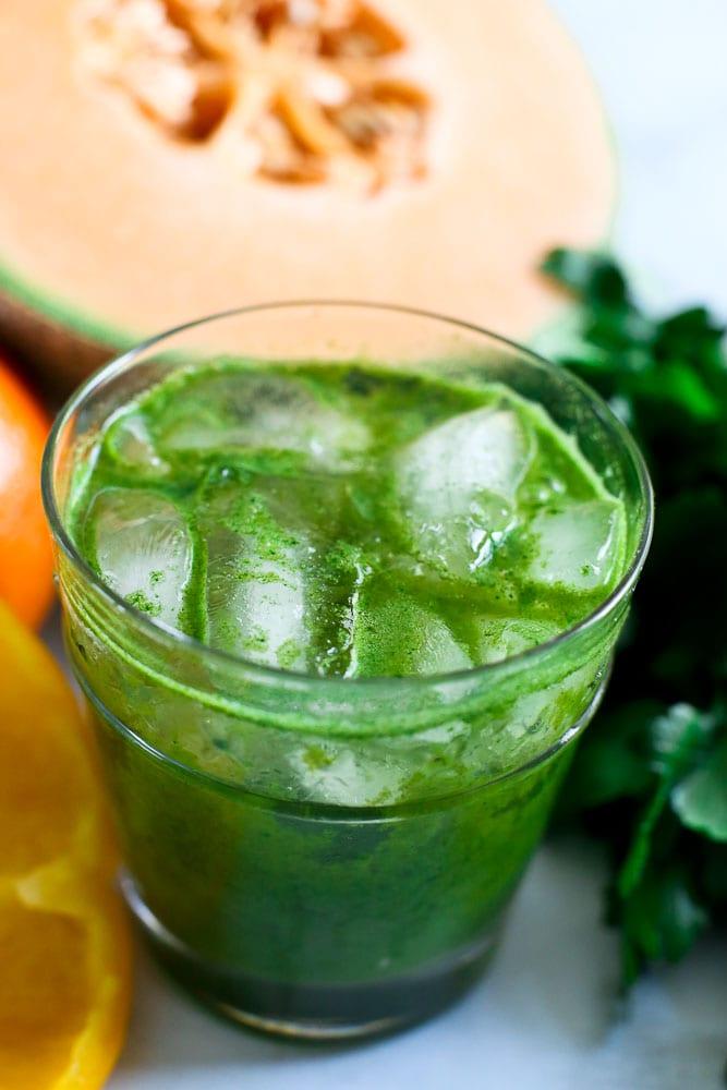 Vitamin C Juice Recipe - Happy Healthy Mama