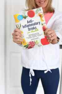 Anti-Inflammatory Drinks for Health Book Happy Healthy Mama
