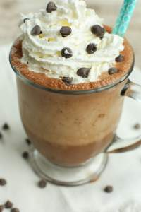 Healthy Mocha Frappucino Recipe