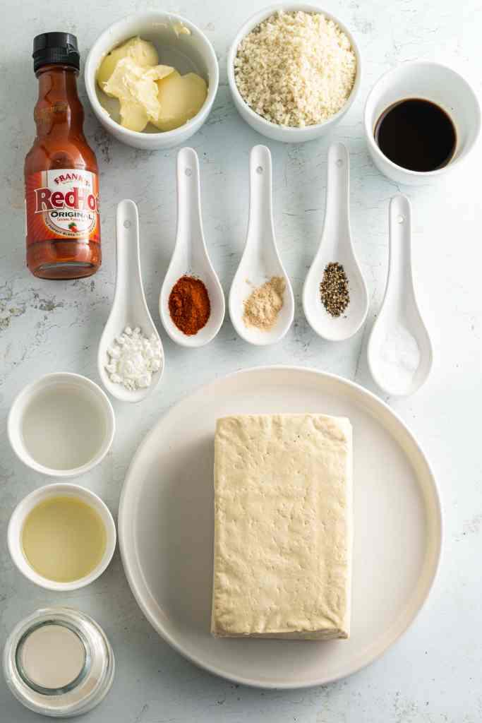 Tofu Nuggets recipe ingredients