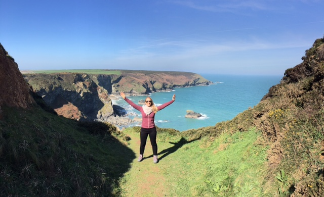 Cornish-coast-path-walking-view