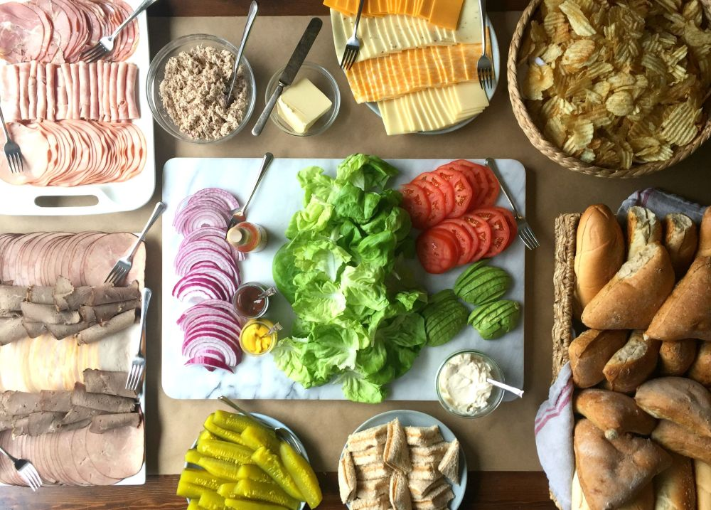 Food for Packing a Healthy Lunch