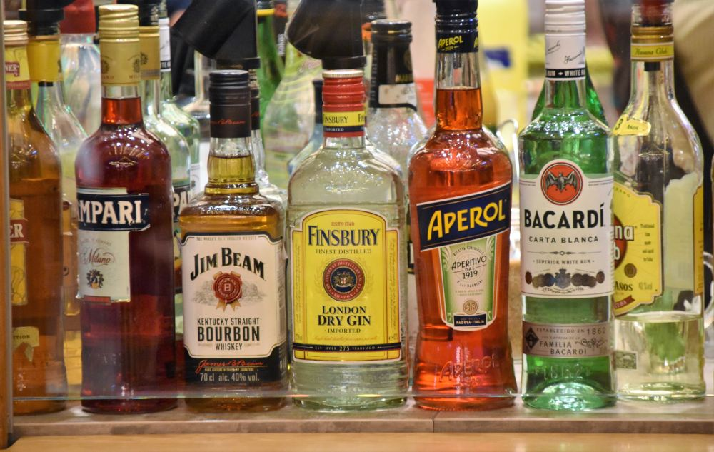 Alcohol Cause of Belly Fat