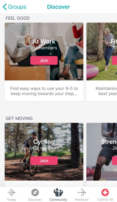 Join Fitbit Groups- Why You Need A Fitbit