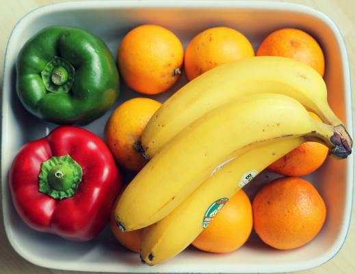 Servings Of Fruits And Vegetables