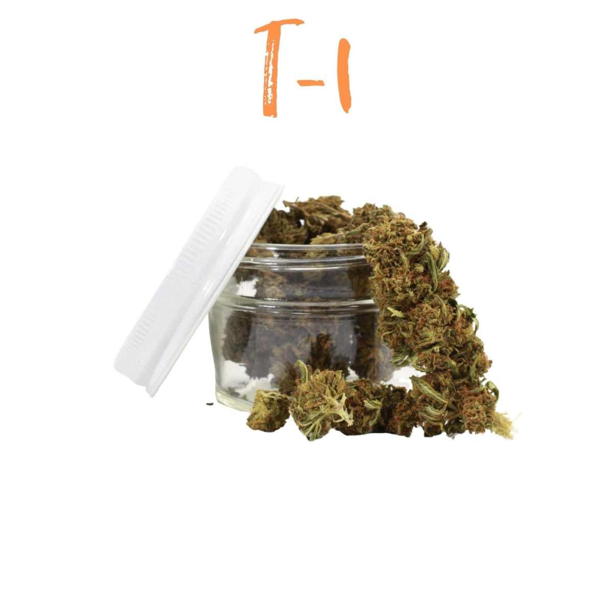 T-1 Hemp Flower