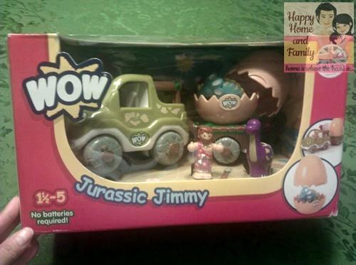 Jurassic Jimmy
