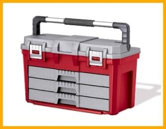 Keter tool box kit
