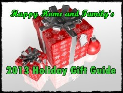 happy home and family holiday gift guide