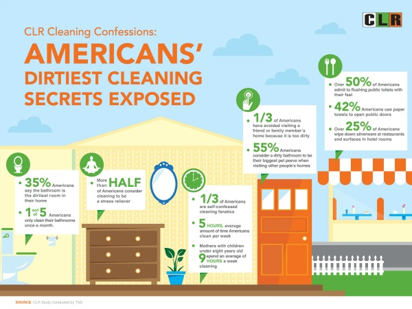 CLR American's Dirtiest Cleaning Secrets Sweepstakes1