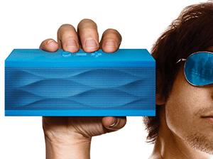 Jawbone JAMBOX Wireless Bluetooth Speakers Sweepstakes