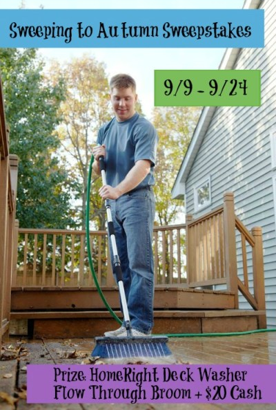 Sweeping to Autumn Sweepstakes