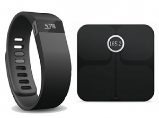 Fitbit Charge and Fitbit Scale Sweepstakes