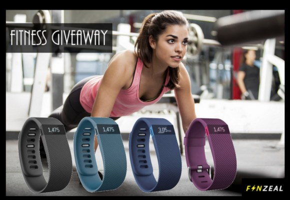 Fanzeal The Fitbit HRs Sweepstakes