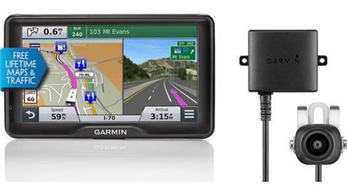 Win a Garmin RV 760LMT Portable GPS Navigator from DIYRV