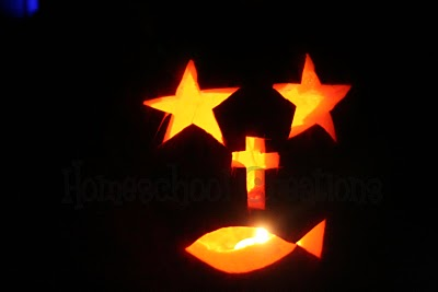 Christ-Centered Pumpkin Carving Poems - Happy Home Fairy